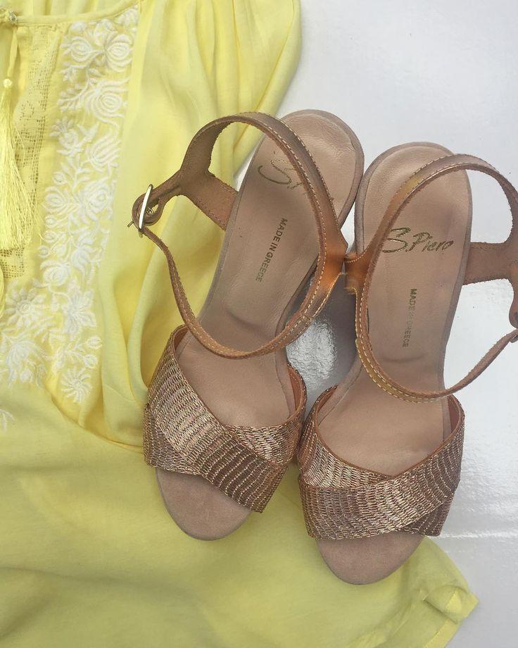 spiero_shopToday's essentials: Αέρινα υφάσματα και άνετα παπούτσια! Δοκιμάστε πλατφόρμες S.Piero σε μεταλλική απόχρωση ➡️ Link in bio #spiero #spieroshoes #online #shopping #newcollection #ss17