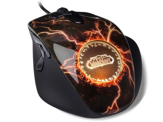 SteelSeries World of Warcraft MMO Gaming Mouse: Legendary Edition review   WoW addicts can show off gaming skills with pride and play with precision Reviews   TechRadar