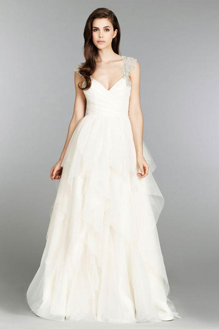 92 besten Brautkleider Bilder auf Pinterest | Hochzeitskleider ...