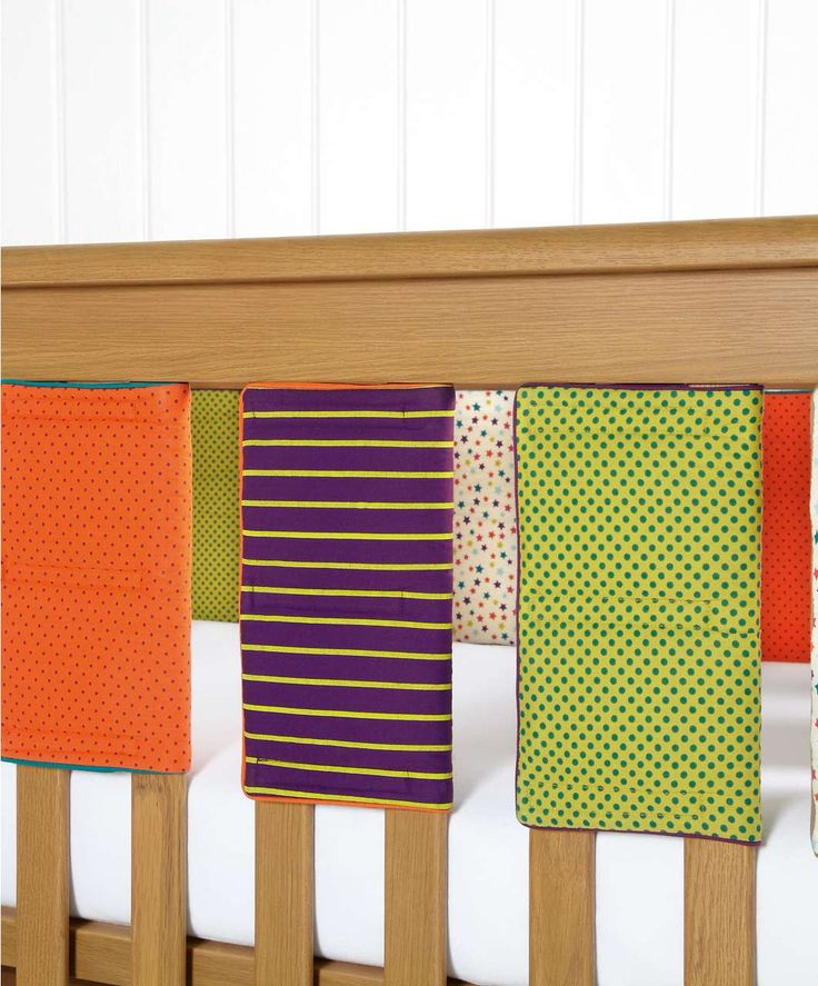 Timbuktales - Unisex Cot Bar Bumpers (Pack of 8) - New Arrivals - Mamas & Papas