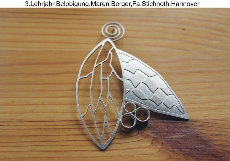3.Lehrjahr,Belobigung,Maren Berger,Fa.Stichnoth,Hannover
