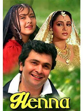 Henna Hindi Movie Online - Rishi Kapoor, Ashwini Bhave, Saeed Jaffrey, Farida Jalal, Kulbhushan Kharbanda, Kiran Kumar and Zeba Bakhtiar. Directed by Randhir Kapoor. Music by Ravindra Jain. 1991 [U] ENGLISH SUBTITLE