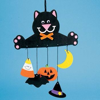 Móvil Halloween