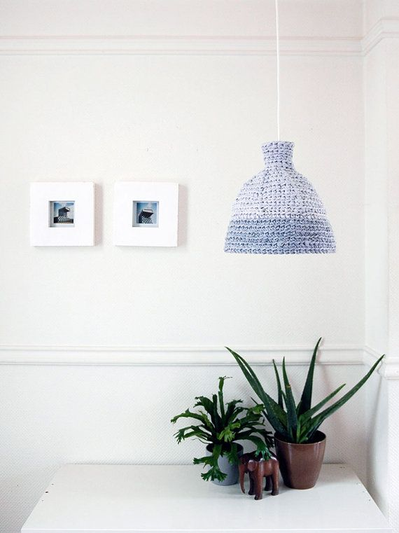 Best 25 Crochet Lamp Ideas On Pinterest