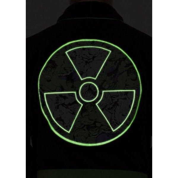 Халат «Халк: радиоактивное свечение», фото 1, цена 1087.50 грн