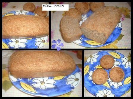 PAINE de la DANA72 | Dieta Dukan