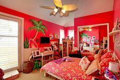 hawaiian+theme+bedding | Hawaiian Theme Bedroom