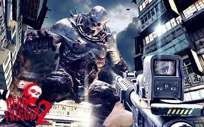 El demo de Dead Trigger 2 fue presentado por NVIDIA para Tegra 4