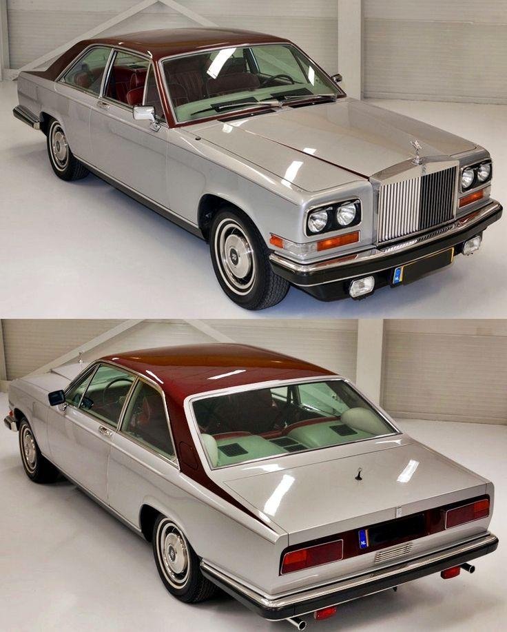 1985 Rolls Royce Camargue