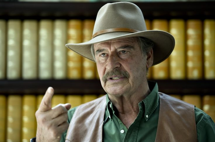 Former Mexican President Vicente Fox has not made a secret about his dislike of President-elect Donald Trump. In February, when Trump was a late night  ...