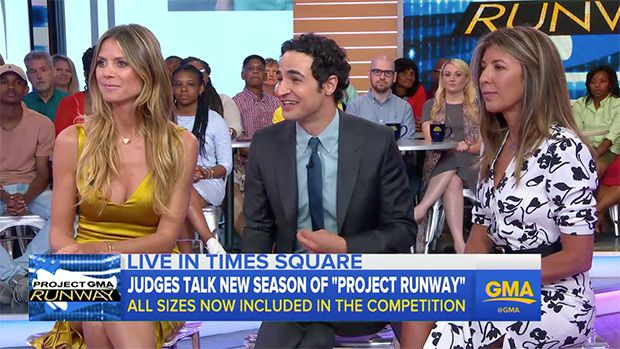 'Project Runway' Season 16 Embraces 'Body Diversity' & Features Models Of All Sizes https://tmbw.news/project-runway-season-16-embraces-body-diversity-features-models-of-all-sizes  For the very first time in 'Project Runway' history, the show will feature models in all sizes as they send a strong message about body diversity in the fashion industry.If, like us, you're anxiously awaiting the return of Project Runway , you're in luck! The judges from the hit Lifetime show passed by Good…