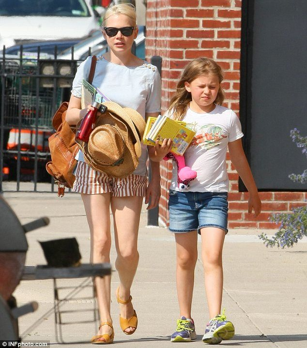 What disturbance?: Michelle Williams' mind was far from Shia LaBeouf's arrest during her C...