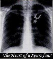 The <3  of a Spurs Fan