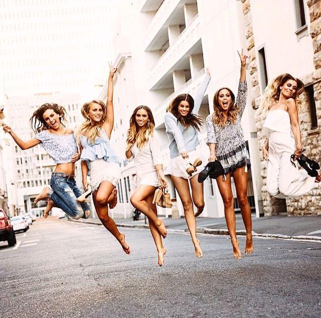 #GirlsTime. #EnjoyingLife. #StreetBeauties. #Togehterness. #LifeIsBeautiful.