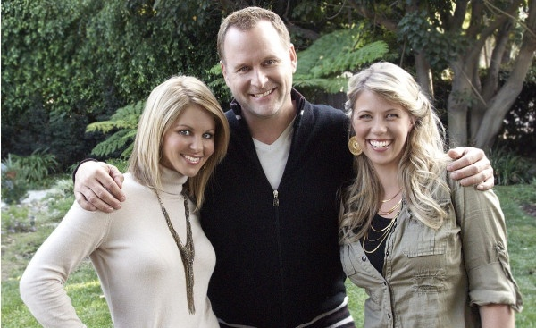 Candace Cameron Bure Dave Coulier And Jodie Sweetin