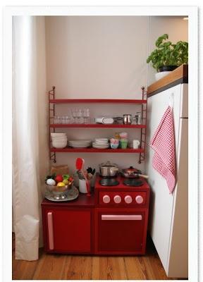 string system baby kitchen