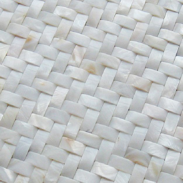 Mother of pearl tiles natural pure white shell mosaic bathroom knit mosaics wall scale kitchen backsplash tiles 3D wall tiles