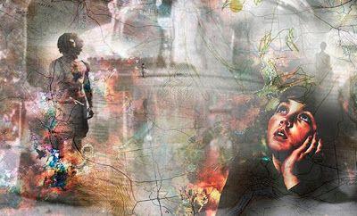 Reis naar Leven van een Vrouw: Dag 738: De Zelf-Bedriegende Kracht van Projectie