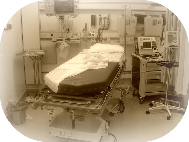 It's never just another day in the ER. Flash Fiction: Too Little by Rhema Sayers