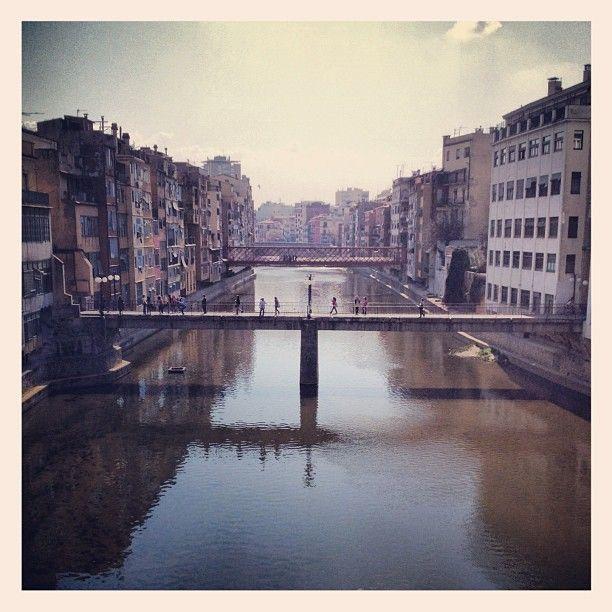 Vista privilegiada de la Girona del arquitecto Masó, desde la casa donde vivió hace 100 años