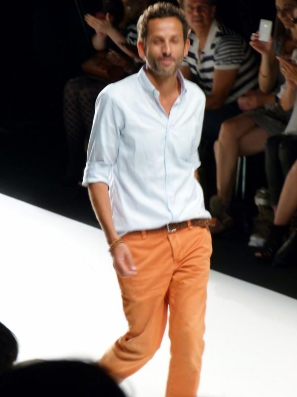 Dimitri at DIMITRI Spring/Summer 2013 - Mercedes Benz Fashion Week
