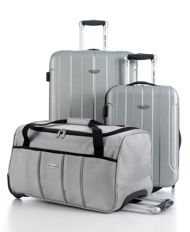 91 best Luggage images on Pinterest | Travel, Luggage sets and ...