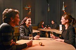 Black & Wine - Bar à vins Strasbourg © Hannong