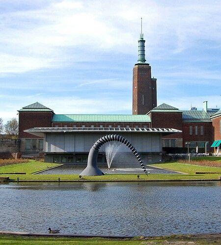 Museum Boijmans van Beuningen | Great collection of art | Guided Tours | The Original Rotterdam Way! | https://www.RotterdamAdventures.nl