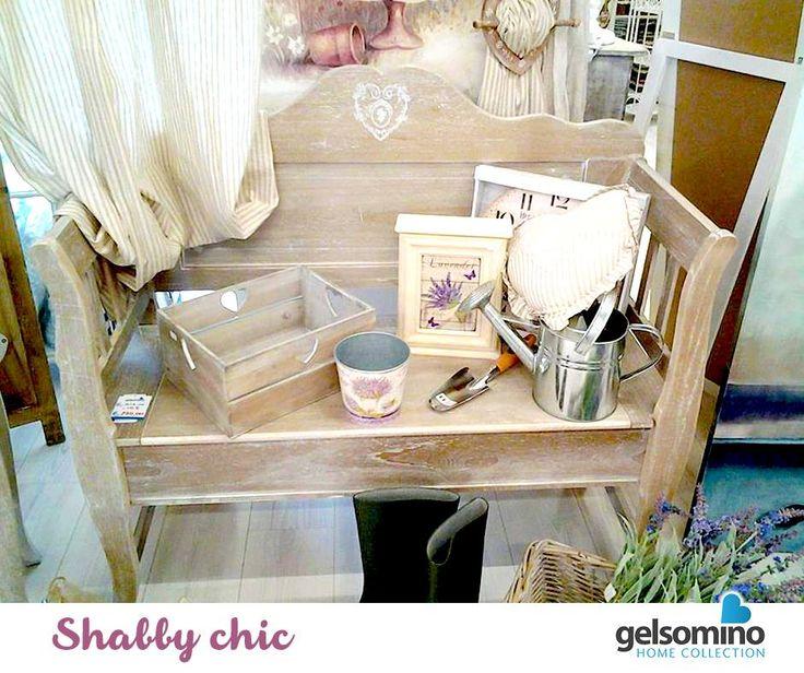 Il color lavanda è un must dello stile #ShabbyChic   Ecco tantissime idee per arredare la tua #Casa  Corri a vederle in negozio!