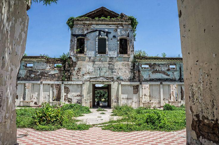 Abandoned Hospital – San Juan de Dios