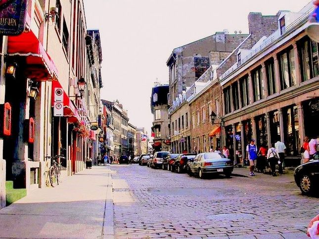I can't wait to be back in Montreal in August.