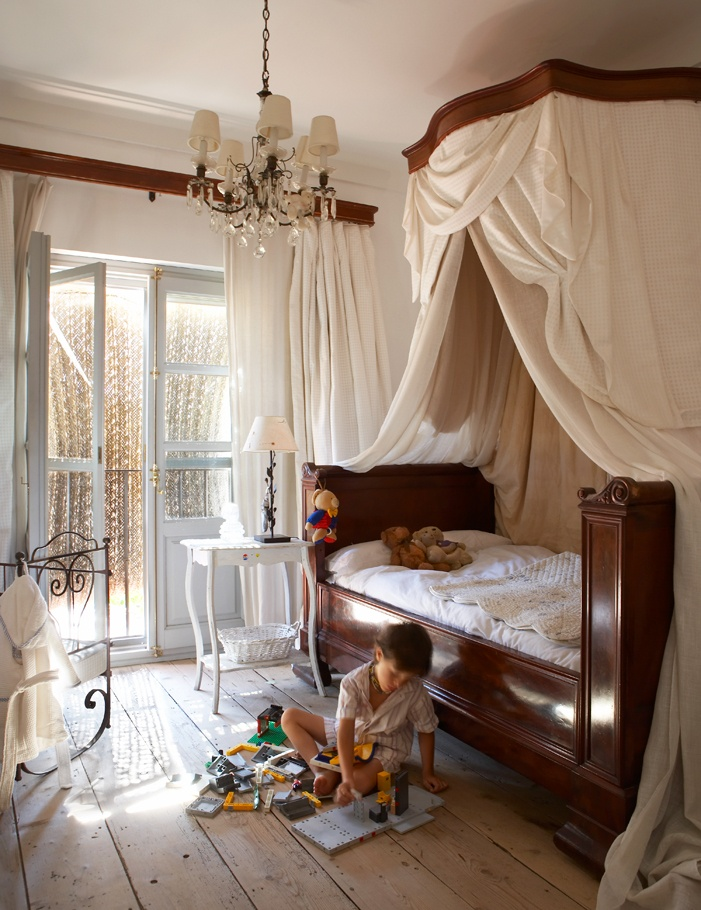 elegant kids bedroom menossi fotografo
