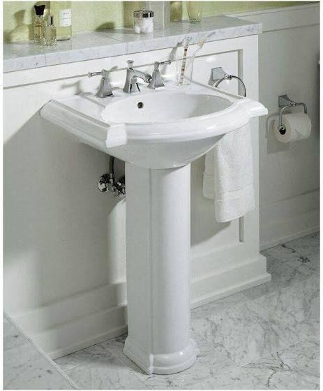 Pedestal Sinks For Small Bathrooms Pedestalsinksforsmallbathrooms