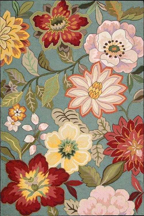 O que seria um jardim sem flores? ;)