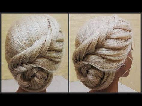 Hairstyles.Training Hairstyles.Beautiful Hairstyles.Course on hairstyles.Beautiful hairstyles. - YouTube