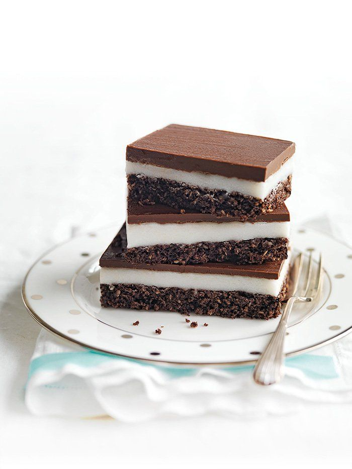 This no fuss, bake and refrigerate chocolate slice is the perfect after dinner delight. Great for when unexpected guests pop by for coffee over the weekend too.