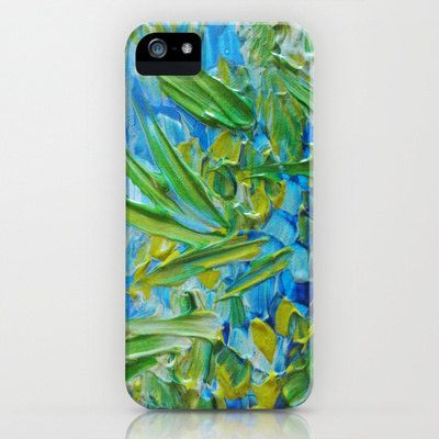 LAKE LOVE Custom iPhone 4 4S 5 5S or 5C cell Phone Case by EbiEmporium, $39.00 Beautiful elegant abstract acrylic painting fine art ocean lake sea water nature design, stylish fashionable teal kelly grass green turquoise cerulean royal blue fashionable chic style #iphone #case #cell #phone #gift #cover #plastic #tech #techie #device #colorful #madetoorder #custom #art #abstract #iphone4 #iphone4s #iphone5 #iphone5s #iphone5c
