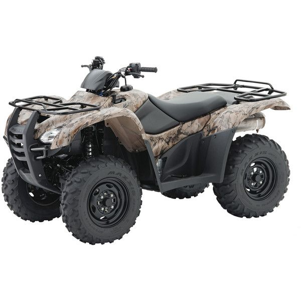 Four Wheelers for Sale Camouflage-Honda-Rancher-420-Four-Wheeler Used Four Wheelers and ATV's