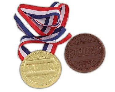 Chocolate Medal