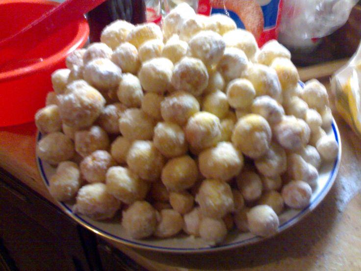 cukroví -lomnické koule