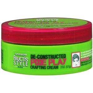 Drugstore Cowgirl: Garnier Fructis Style Deconstructed Pixie Play Craft Cream