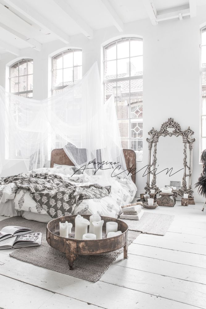 © Paulina Arcklin | BOHZAAR bedding textiles www.bohzaar.co.uk | Styling Conny Meijer.