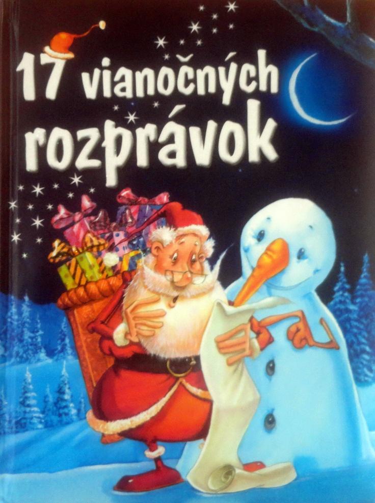 Ondrík's favourite book 17 najkrajších vianočných rozprávok.