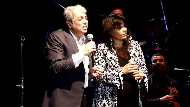 Enrico Macias & Yasmin Levy - Mi Korason + Adio Kerida - 11.5.11 - Heich...