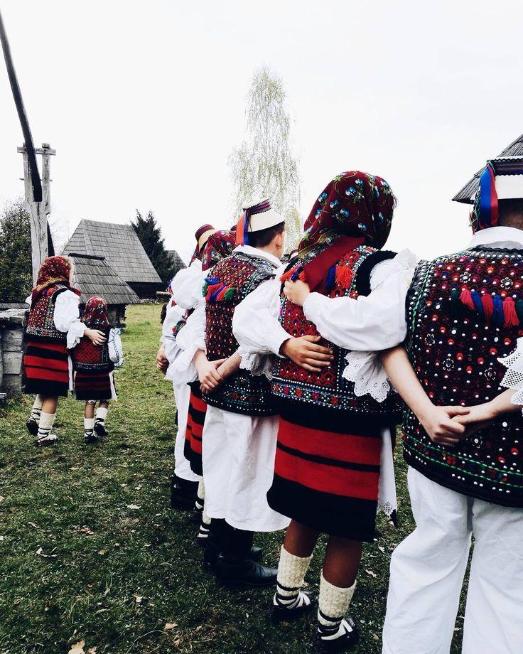 #visitTransylvania #Maramures #folkcostume #traditions