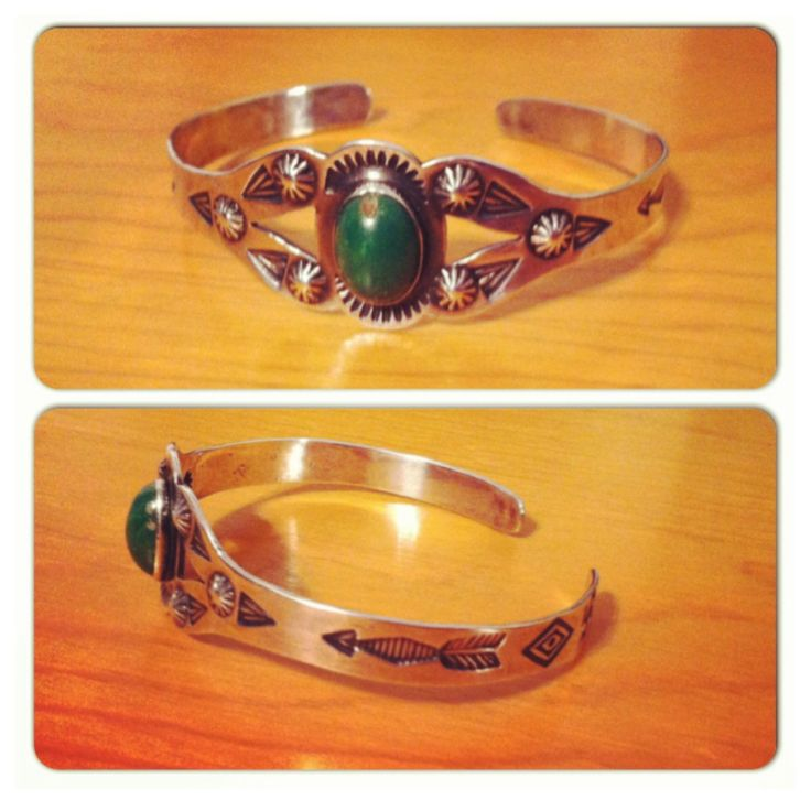 bracelet from estate sale
