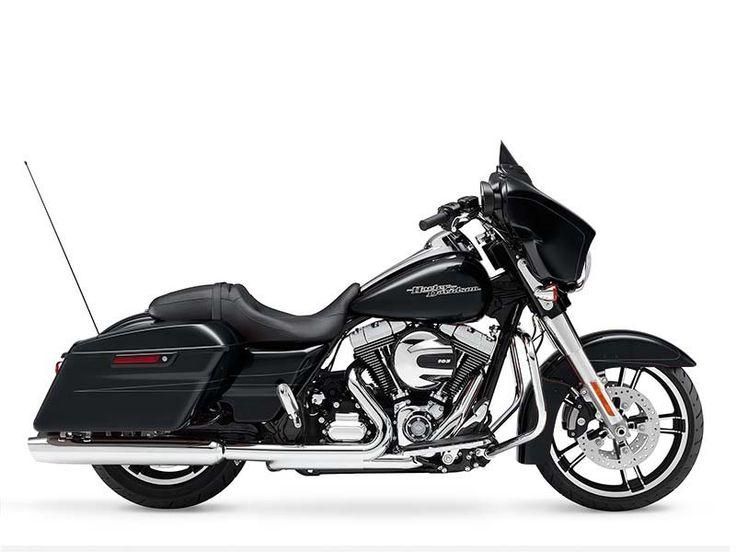 Specifications for the 2016 Harley-Davidson Street Glide® Special