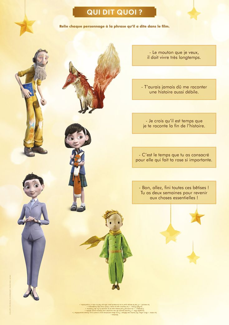 Fabuleux Les 25 meilleures idées de la catégorie Le petit prince texte sur  DH55