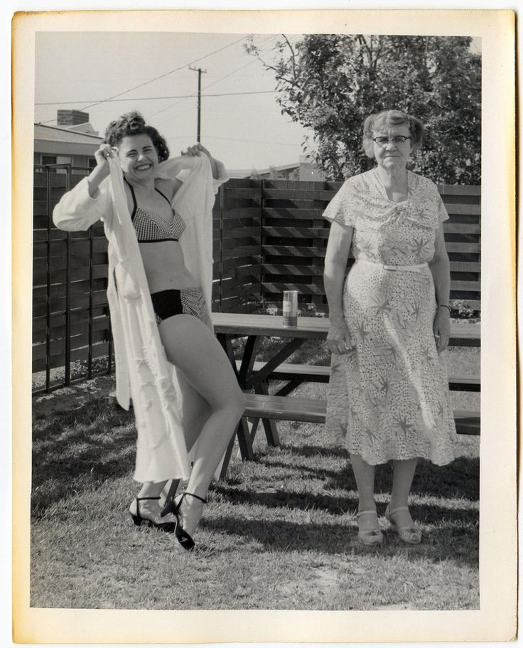 Pin on Funny & Weird Vintage Photos