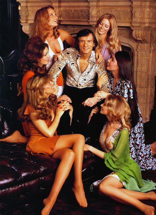 Hugh Hefner: One of the greatest men to ever live.